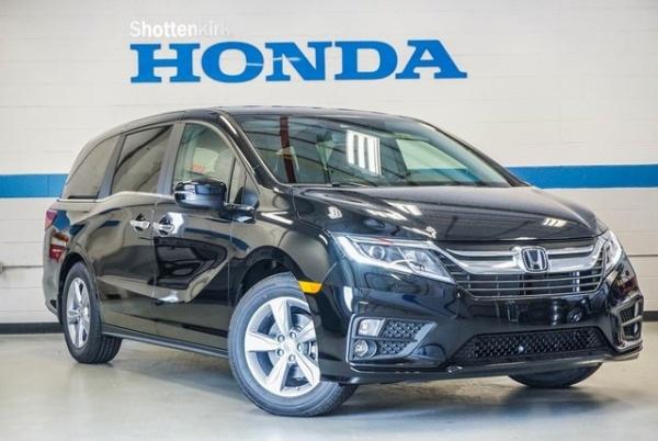 2020 Honda Odyssey in Cartersville, GA