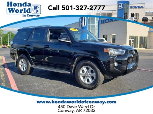 2016 Toyota 4Runner in Conway, AR