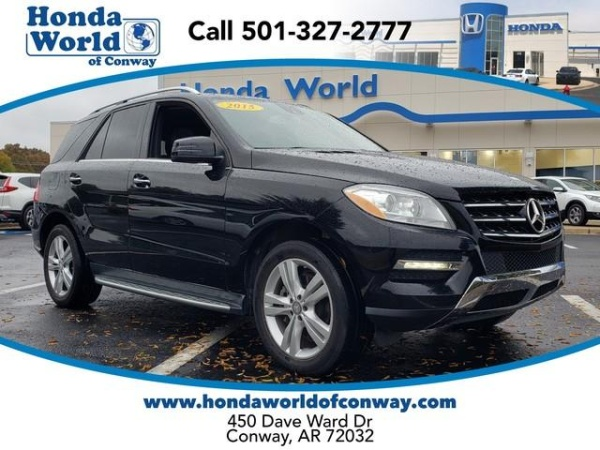 2015 Mercedes-Benz M-Class in Conway, AR