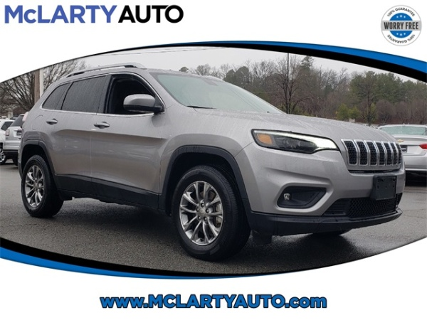 2019 Jeep Cherokee in Little Rock, AR