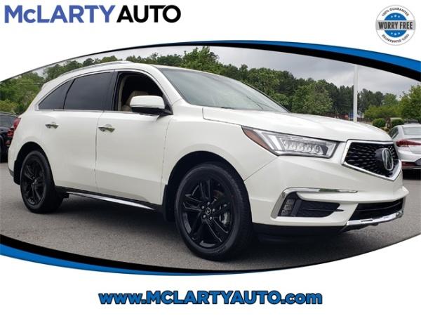 2017 Acura MDX in Little Rock, AR