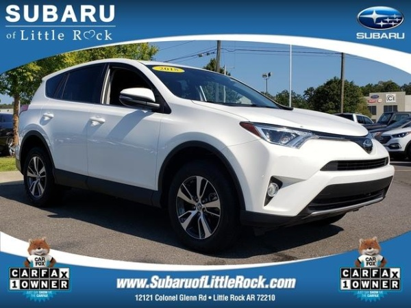 2018 Toyota RAV4 in Little Rock, AR