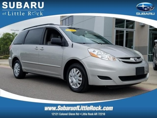 2010 Toyota Sienna 5dr 8 Pass Van LE FWD