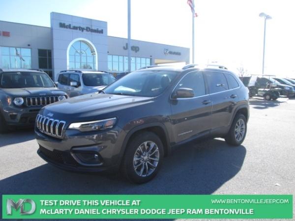 2020 Jeep Cherokee in Bentonville, AR