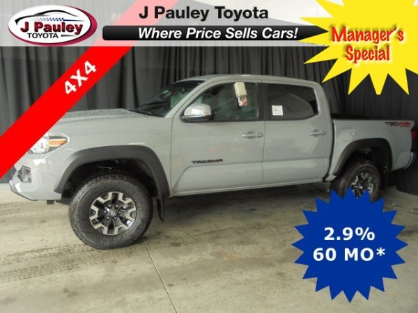 2018 Toyota Tacoma in Fort Smith, AR