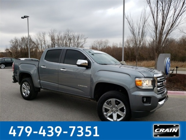 2018 GMC Canyon in Fayetteville, AR