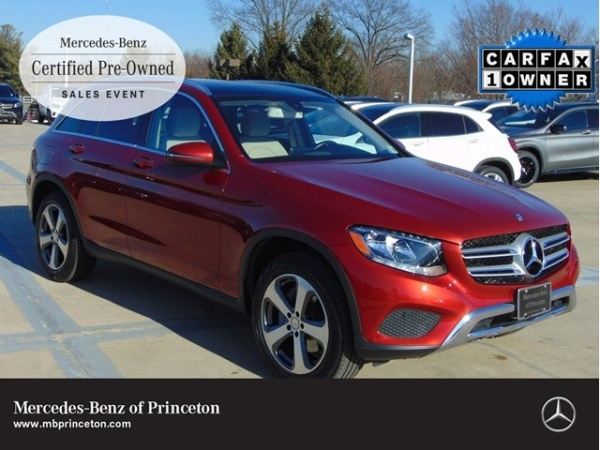 2017 Mercedes-Benz GLC in Lawrenceville, NJ