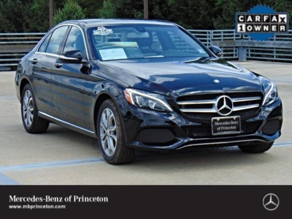 2015 Mercedes-Benz C-Class in Lawrenceville, NJ