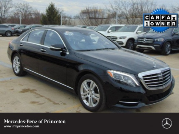 2017 Mercedes-Benz S-Class in Lawrenceville, NJ