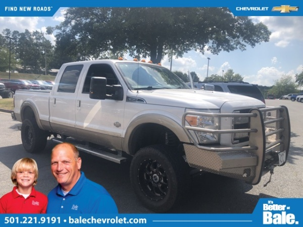 2013 Ford Super Duty F-350 King Ranch