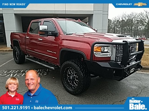 2018 GMC Sierra 2500HD in Little Rock, AR