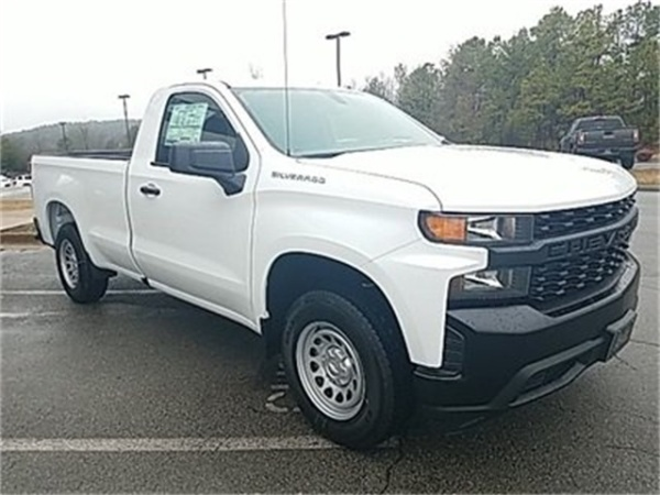 2020 Chevrolet Silverado 1500 in Little Rock, AR