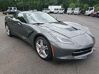 2016 Chevrolet Corvette Stingray With 2lt Coupe For In Little Rock Ar