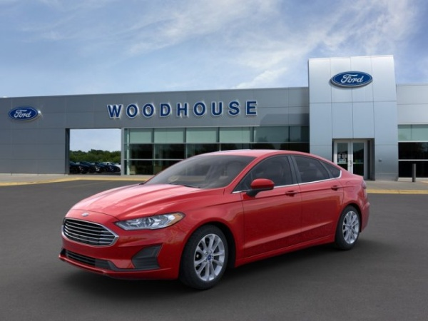 2020 Ford Fusion in Blair, NE