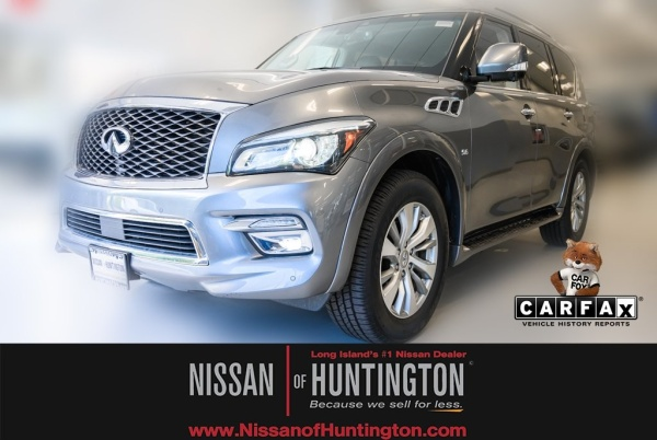 2017 INFINITI QX80 in Huntington Station, NY