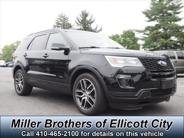 2018 Ford Explorer in Ellicott City, MD