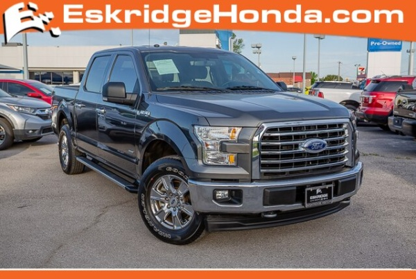 2017 Ford F-150 in Oklahoma City, OK