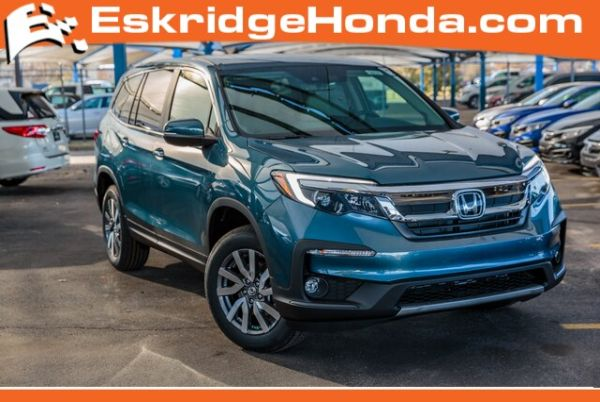 2020 Honda Pilot in Oklahoma City, OK