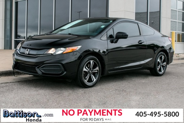 2015 Honda Civic in Oklahoma City, OK