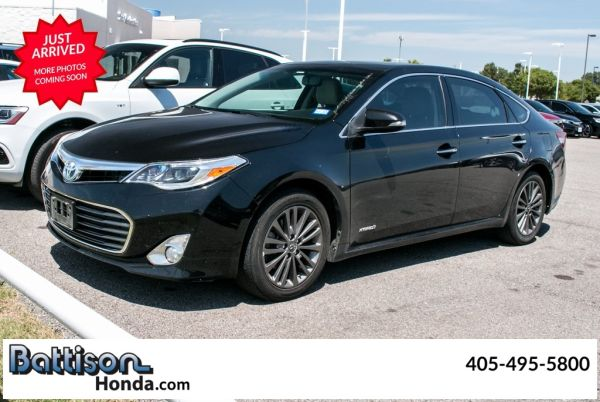 2013 Toyota Avalon Hybrid Hybrid XLE Touring