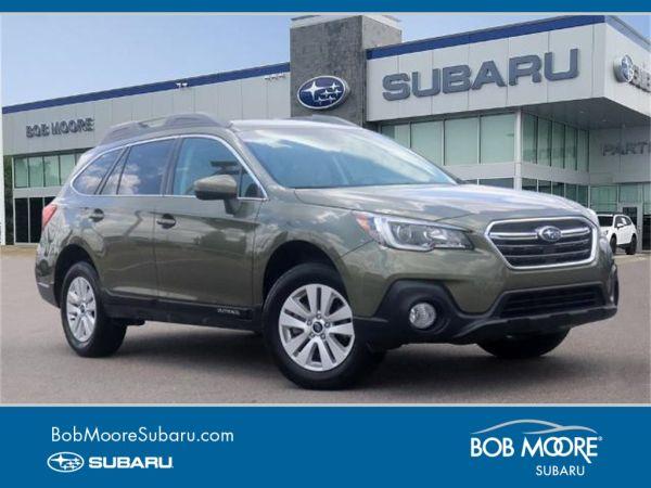 2018 Subaru Outback in Oklahoma City, OK