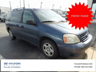 2006 ford freestar wagon 4dr se for sale in tulsa, ok