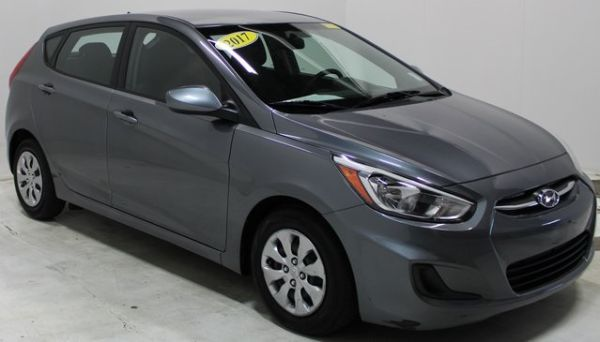 2017 Hyundai Accent in Tulsa, OK