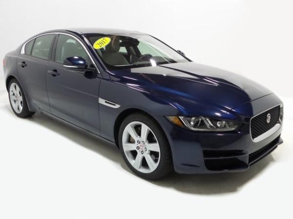2017 Jaguar XE Premium