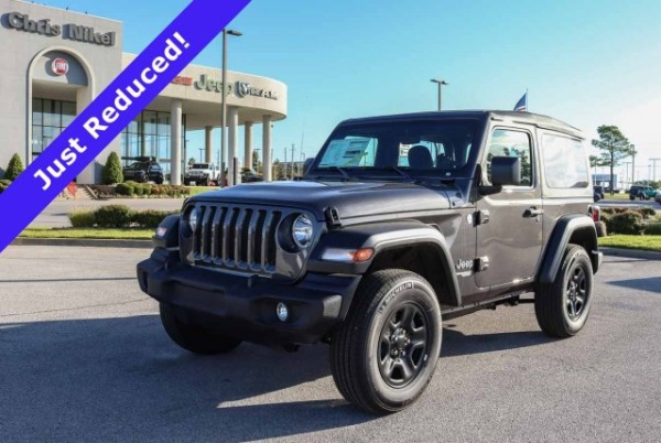 2020 Jeep Wrangler in Broken Arrow, OK