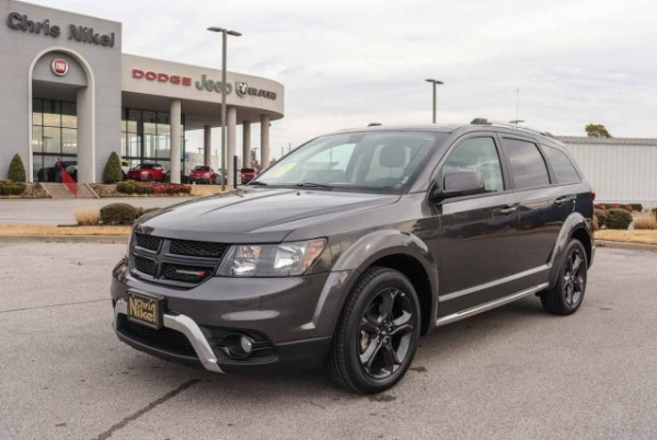 2018 Dodge Journey in Broken Arrow, OK