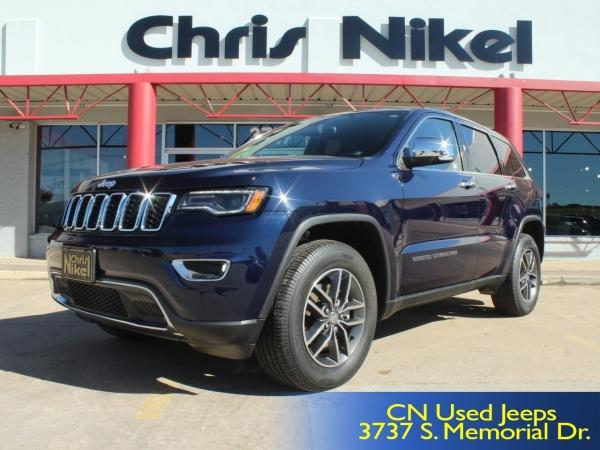 2017 Jeep Grand Cherokee in Broken Arrow, OK