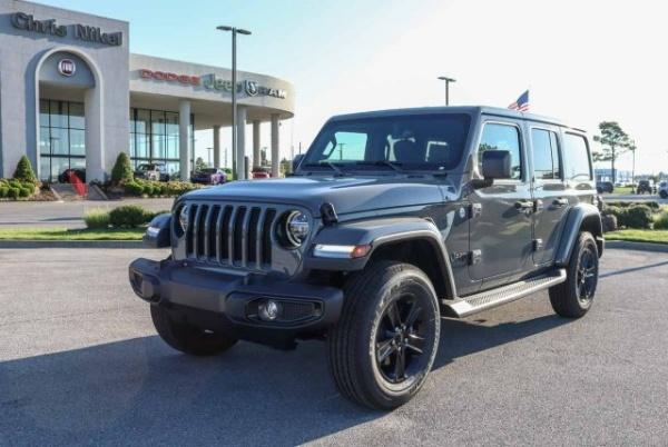 2020 Jeep Wrangler in Broken Arrow, OK
