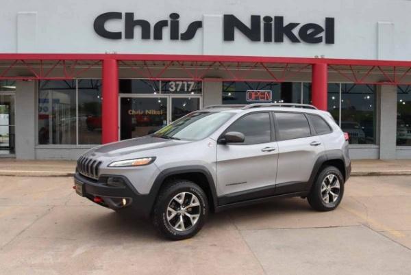 2016 Jeep Cherokee in Broken Arrow, OK
