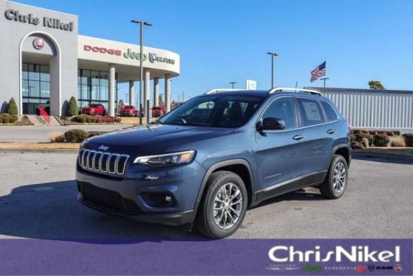 2020 Jeep Cherokee in Broken Arrow, OK