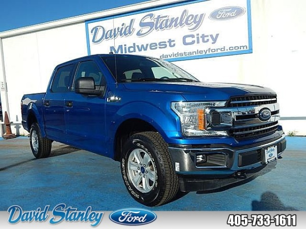 2018 Ford F-150 in Midwest City, OK