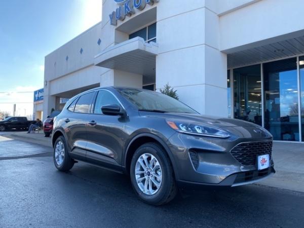2020 Ford Escape in YUKON, OK