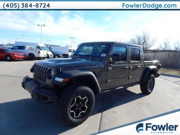 2020 Jeep Gladiator in Oklahoma City, OK