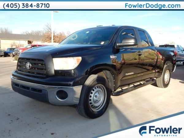 2008 Toyota Tundra Double Cab 6.5' Bed 5.7L V8 RWD