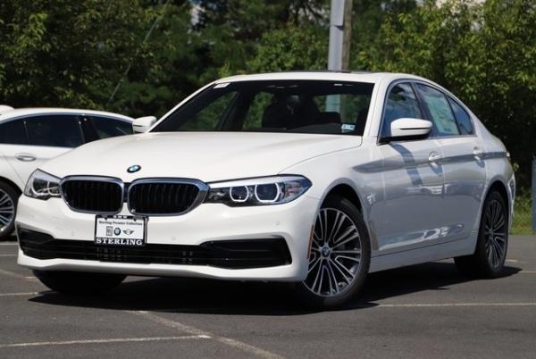 2019 BMW 5 Series