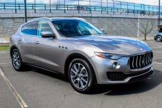 Maserati Suv For Sale Near Me