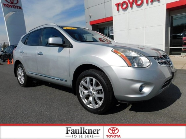 2011 Nissan Rogue in Harrisburg, PA