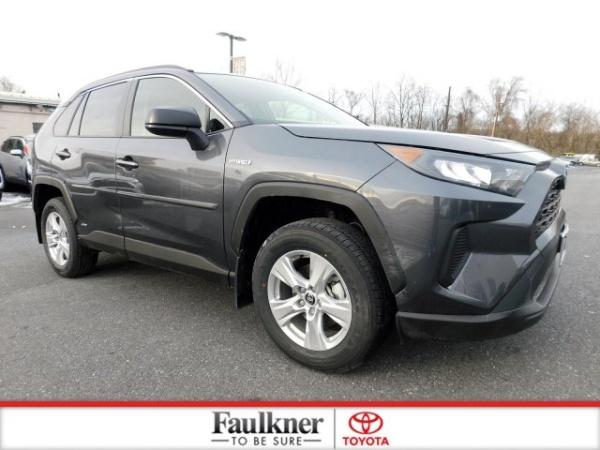 2020 Toyota RAV4 in Harrisburg, PA