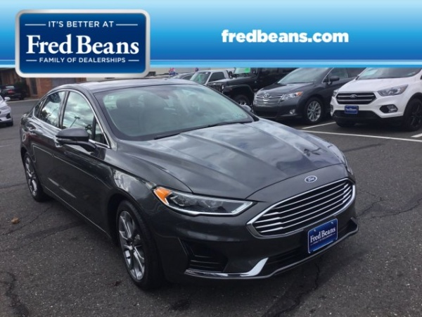 2019 Ford Fusion in Newtown, PA