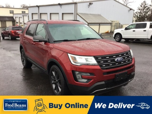 2017 Ford Explorer in Newtown, PA