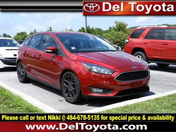 2016 Ford Focus in Thorndale, PA