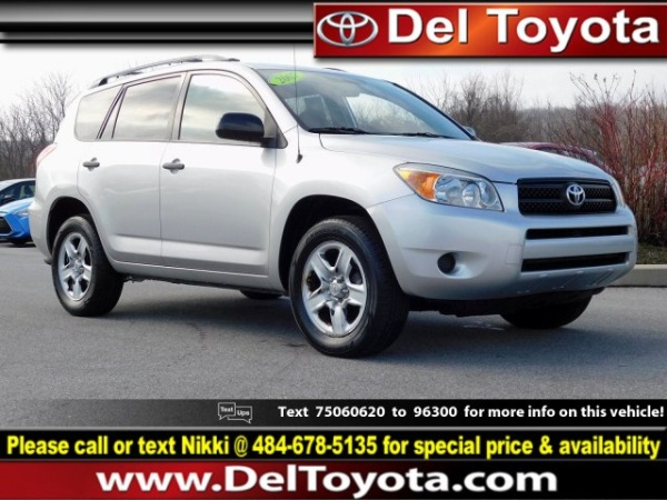 2007 Toyota RAV4 in Thorndale, PA