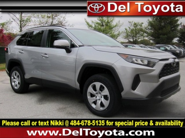 2020 Toyota RAV4 in Thorndale, PA