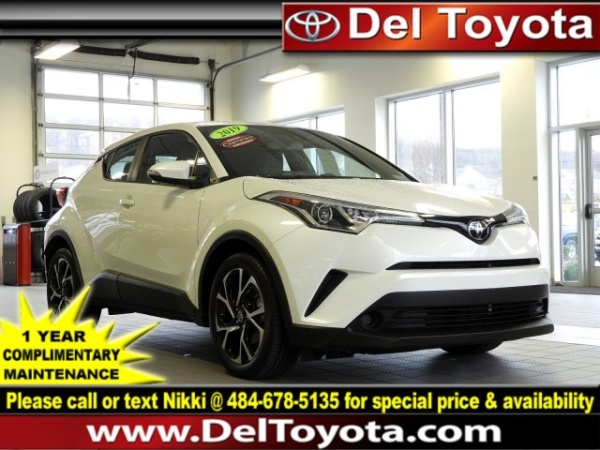 2019 Toyota C-HR in Thorndale, PA