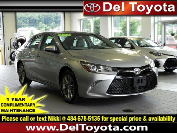 2015 Toyota Camry in Thorndale, PA