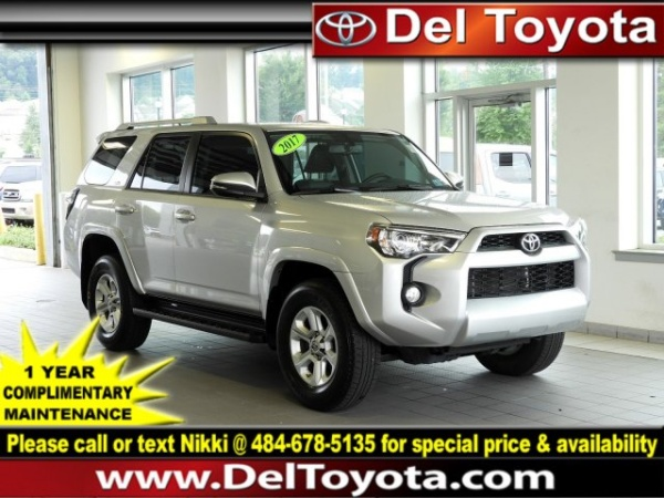 2017 Toyota 4Runner in Thorndale, PA